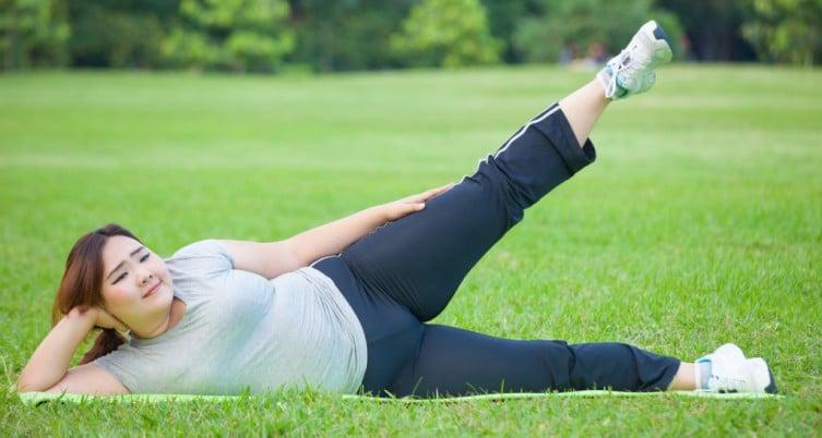activité physique et surcharge pondérale