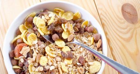 Les différentes variétés de céréales du petit-déjeuner