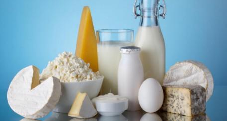 Le calcium dans l'alimentation