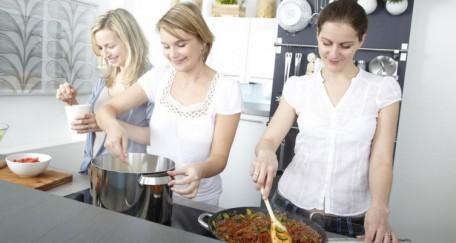 Bien se nourrir au féminin