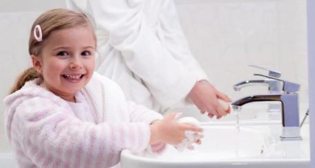 Lavage des mains : les bons gestes au quotidien