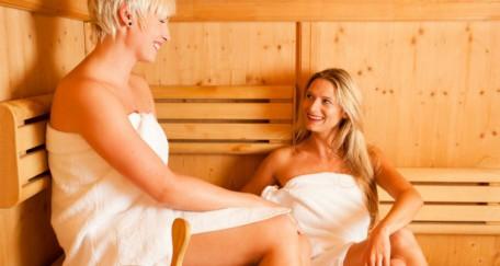 Hammam ou sauna, accordez-vous un moment de détente au chaud !