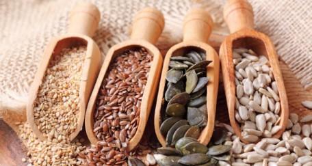 Dégustez les graines santé !