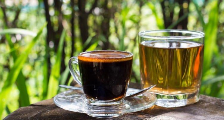 Thé ou café, quelles différences ? - MGC Prévention Santé
