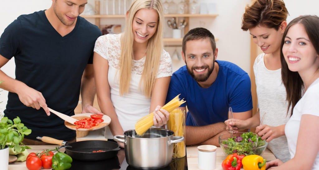 differentes techniques de cuisson