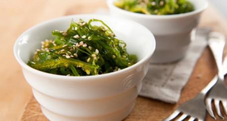 Des algues dans votre assiette !