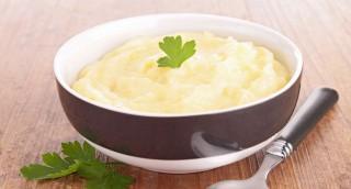 Purée de navets, pommes de terre et miel