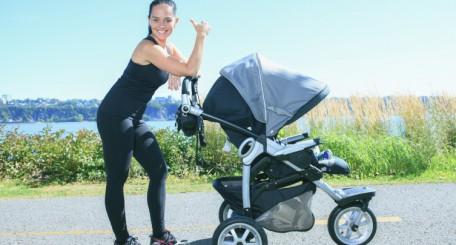 Reprendre une activité physique après la grossesse