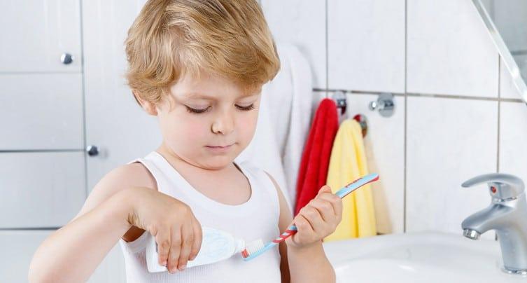 dentifrice enfant