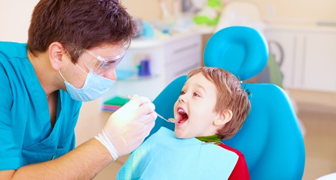 Visite dentiste