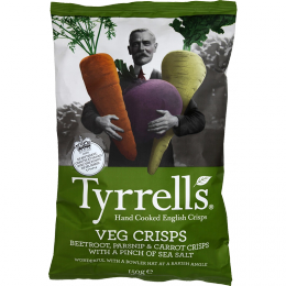 Chips de légumes Tyrrells