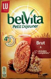 Biscuits belvita petit déjeuner