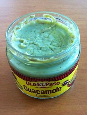 Le Guacamole Old El Paso