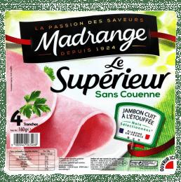 Jambon Le Supérieur Madrange