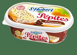 St Hubert pépites chocolat
