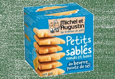 Petits sablés Michel et Augustin