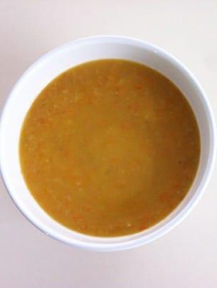 Le Mouliné de légumes variés Knorr
