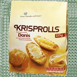 Petits pains suédois Krisprolls