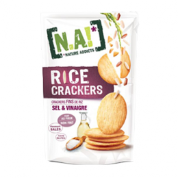 Rice Crackers N.A!