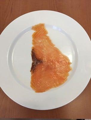 Le Saumon fumé bio Labeyrie