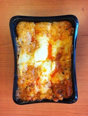 Les Lasagnes bolognaise pur bœuf Monoprix