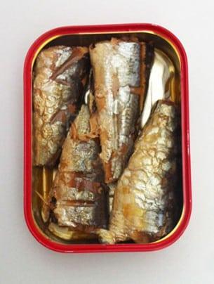 Les Sardines sans arêtes Connétable