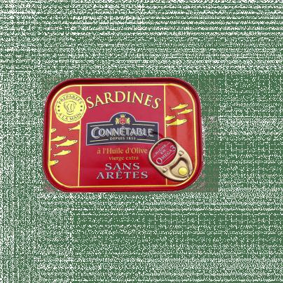 sardines Connetable