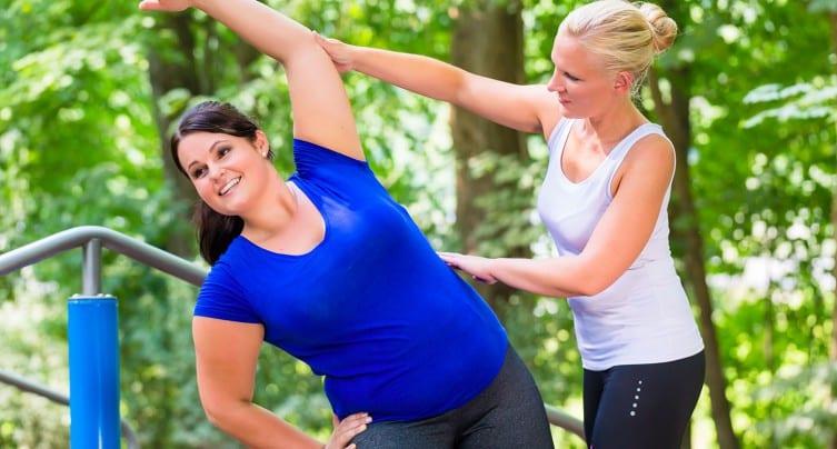 activite physique et surcharge pondérale