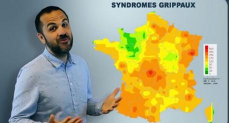 Météo des épidémies du 14/04/2016
