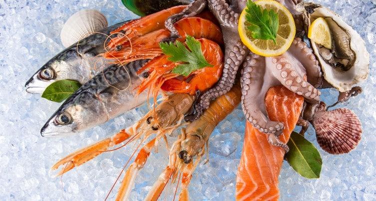 labels produits de la mer