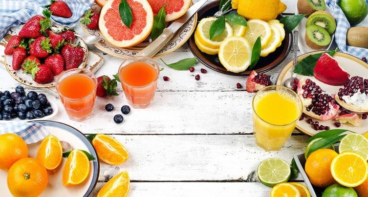 Vitamine C : les aliments les plus riches en vitamine C