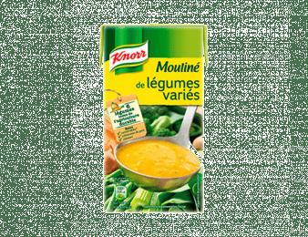 Soupe legumes varies knorr