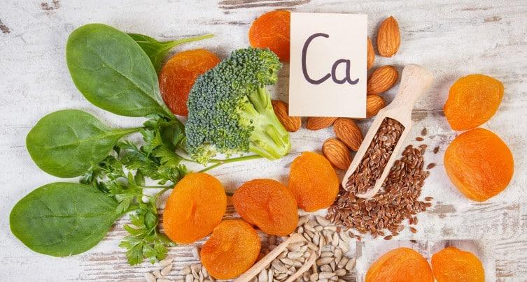 calcium sources aliments