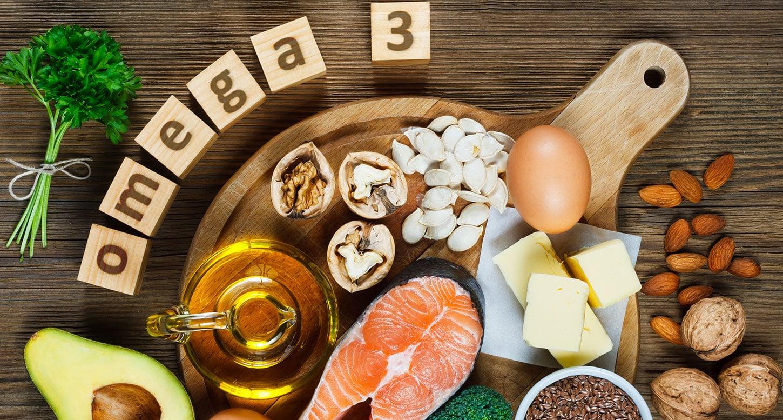 aliments riches en omega-3