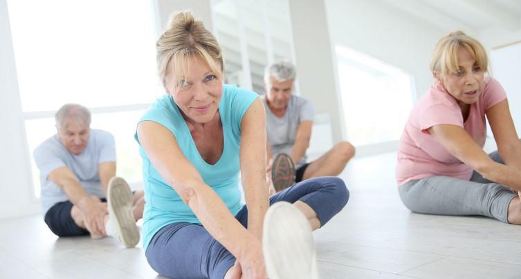 Reprendre une activité physique après 50 ans