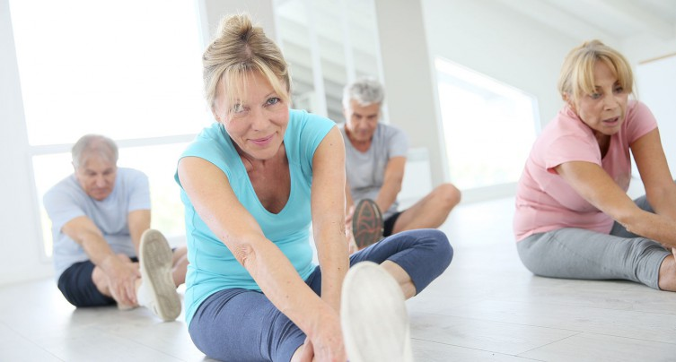 activité physique 50 ans