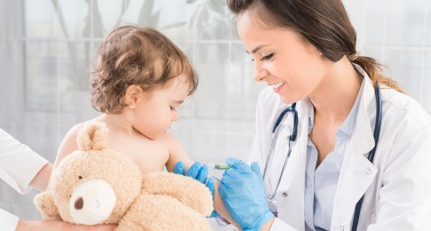 vaccins pédiatriques