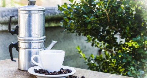 cafetiere napolitaine
