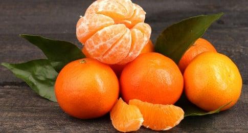 clémentine et mandarine