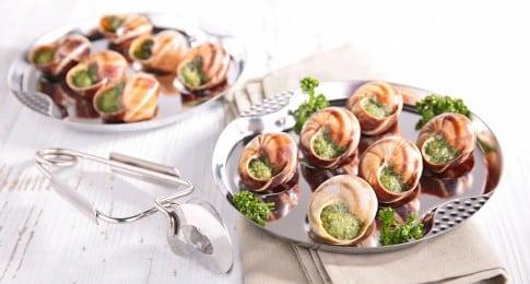 escargots persillade