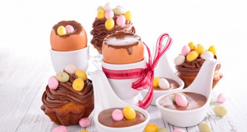 mignardises de Pâques