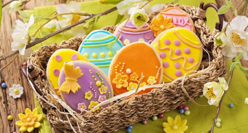 Sablés de Pâques