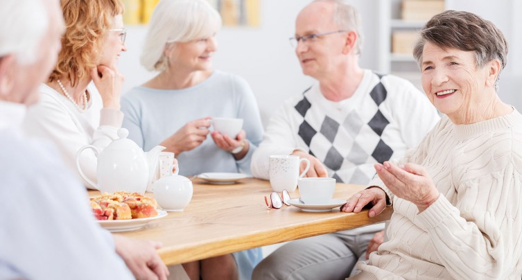 seniors, activités sociales