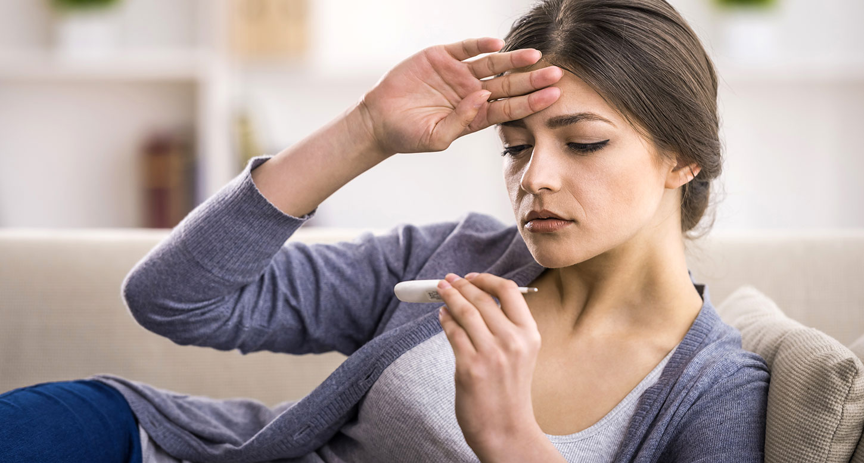 fievre symptomes coronavirus