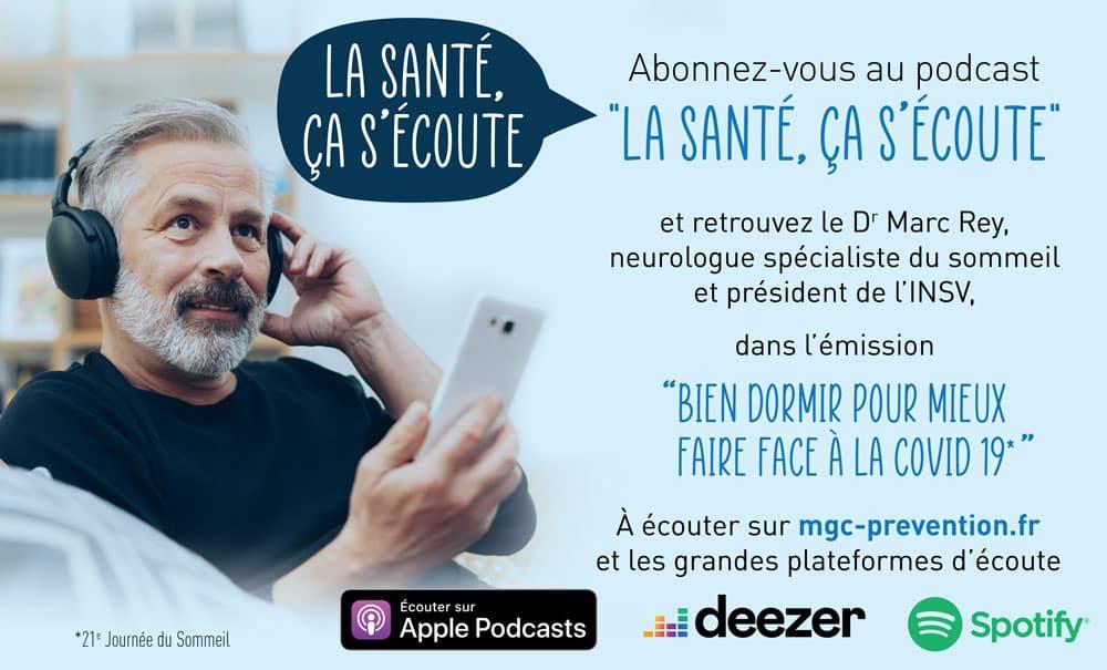 Podcast La santé ça s'écoute